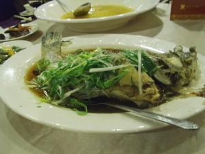 Dish 5: Fish