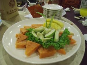 Extra Dish: Fruit