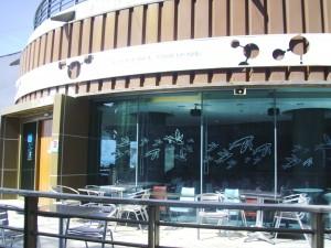 Aquarium Cafe