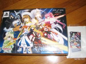 Mahou Shoujo Lyrical Nanoha A's : The Battle of Aces Lyrical Box