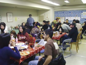 Hostel New Year's Party
