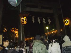 Torigoe Shrine