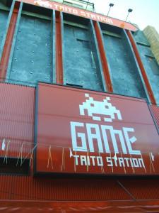 Taito Game Station