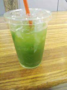 Green Tea Thingy