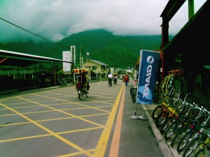 Guanshan Bike Riders
