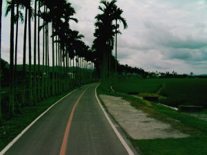 Guanshan Bike Path