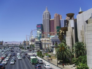 Vegas at Day