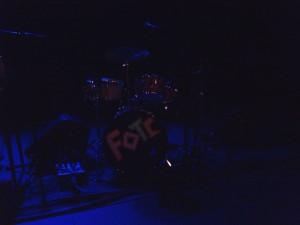 FoTC Drumset