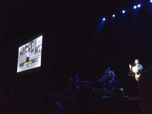 Bret Performs Korean Karaoke