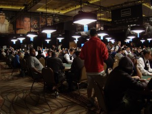 Lots of Poker players.