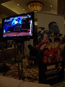 Marvel vs Capcom 3 Demo