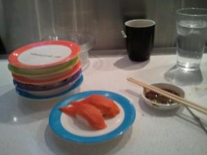 Blue-C Sushi