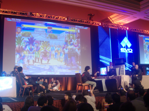 ST tournament of legends at evo
